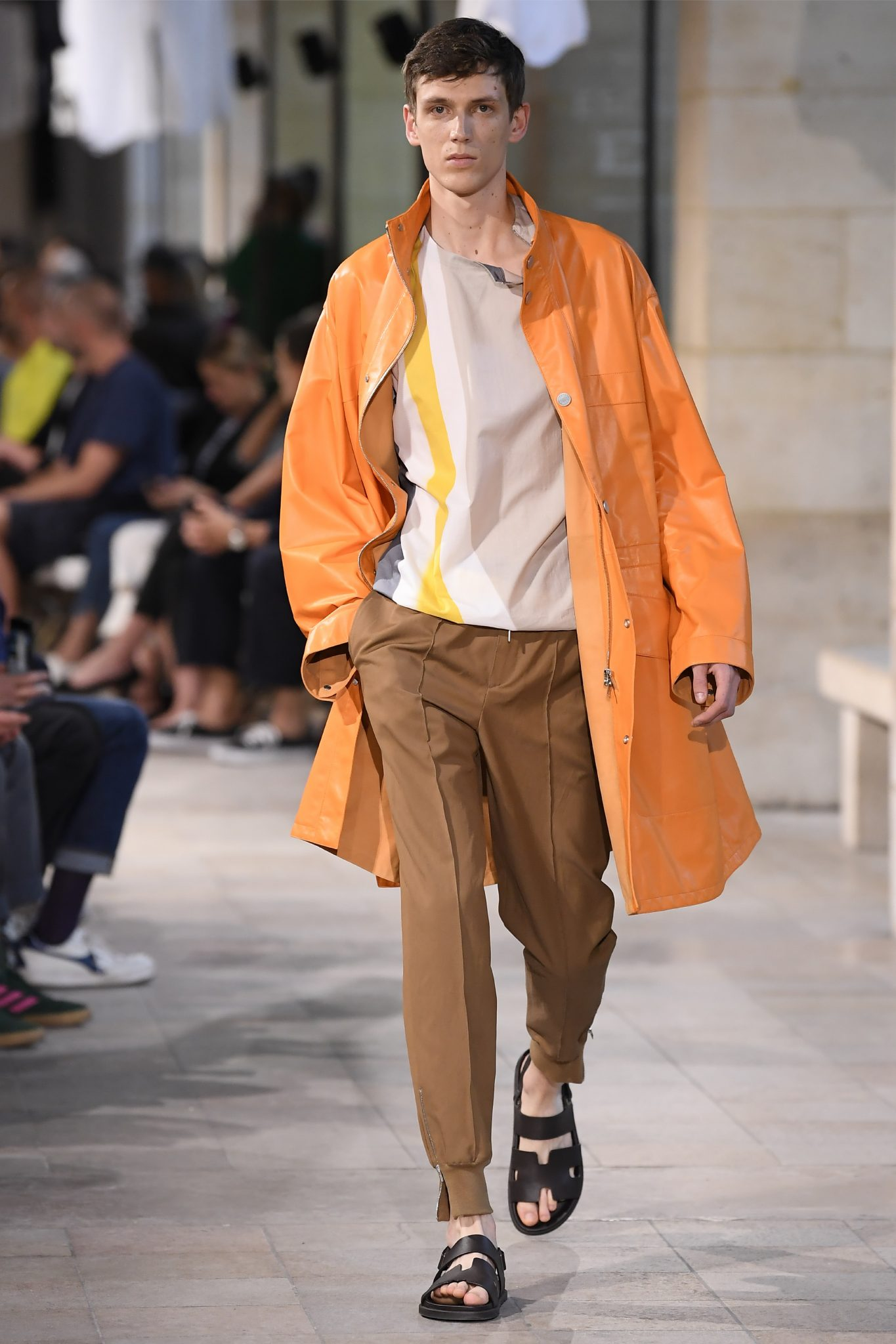 51a9c8ad27954 Hermès Men's Ready to Wear Summer 2019   Mosaic